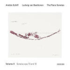 Sonate per pianoforte vol.2: op.10, op.13 - CD Audio di Ludwig van Beethoven,Andras Schiff