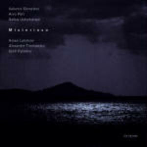 CD Misterioso di Valentin Silvestrov