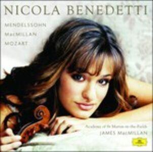 Foto Cover di Concerto per Violino. Musica per Violino, CD di AA.VV prodotto da Deutsche Grammophon