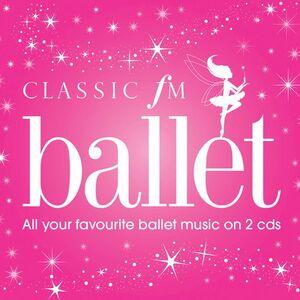 Foto Cover di Classic Fm Ballet, CD di  prodotto da Ucj