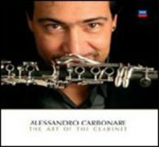 CD The Art of the Clarinet