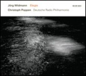 CD Elegie di Jörg Widmann
