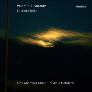 CD Sacred Works di Valentin Silvestrov