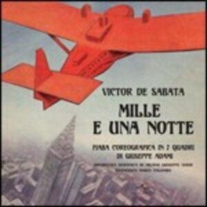CD Le mille e una notte di Victor De Sabata