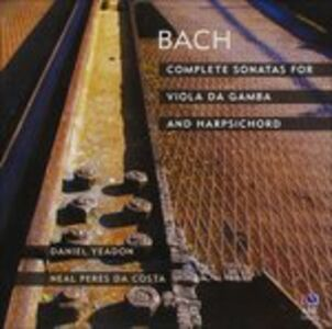 CD Complete Sonatas For di Johann Sebastian Bach