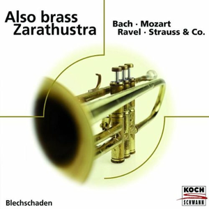 CD Also Brass Zarathustra