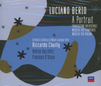 CD A Portrait di Luciano Berio