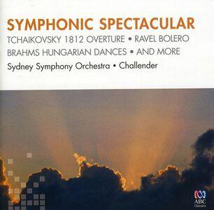 Foto Cover di Symphonic Spectacular, CD di Sydney Symphony Orchestra, prodotto da ABC
