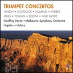 CD Trumpet Concertos