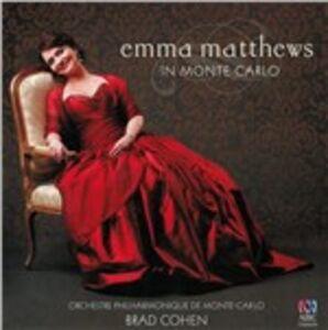 Foto Cover di In Monte Carlo, CD di Emma Matthews, prodotto da ABC Classics 0