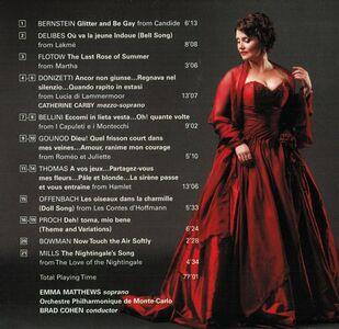 Foto Cover di In Monte Carlo, CD di Emma Matthews, prodotto da ABC Classics 1