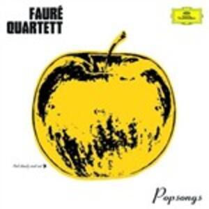Popsongs - CD Audio di Fauré Quartett