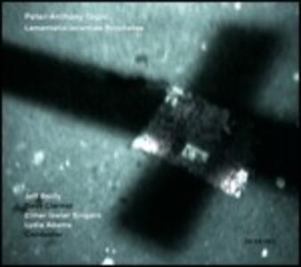 Lamentatio Jeremiae Prophetae - CD Audio di Peter-Anthony Togni