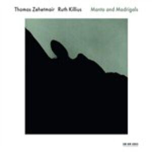 Foto Cover di Pirouettes Harmoniques, CD di Thomas Zehetmair, prodotto da ECM Records