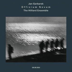 Foto Cover di Officium Novum, CD di Jan Garbarek,Hilliard Ensemble, prodotto da ECM Records