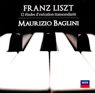 CD Studi d'esecuzione trascendentale di Franz Liszt