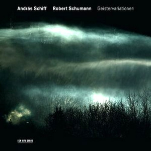 CD Geistervariationen di Robert Schumann