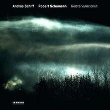Geistervariationen - CD Audio di Robert Schumann,Andras Schiff
