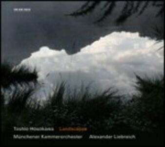 CD Landscapes di Toshio Hosokawa