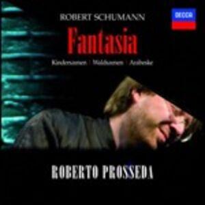 CD Musica per pianoforte di Robert Schumann