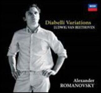 CD Variazioni Diabelli di Ludwig van Beethoven