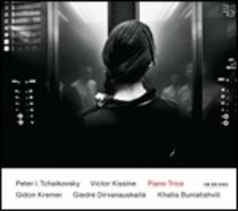 CD Trio op.50 / Zerkalo Pyotr Il'yich Tchaikovsky , Viktor Kissine