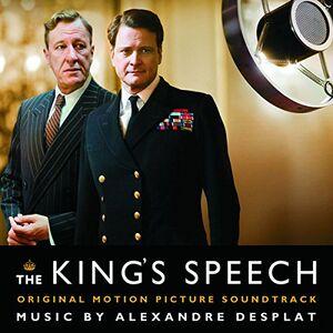 CD Il Discorso Del Re (The King's Speech) (Colonna Sonora) di Alexandre Desplat