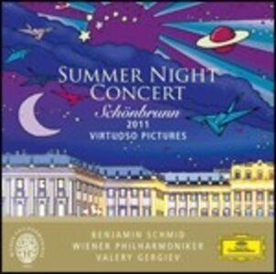 CD Summer Night Concert Schönbrunn 2011