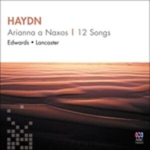 CD Arianna a Naxos di Franz Joseph Haydn