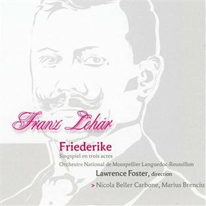 CD On Montpellier di Franz Lehàr