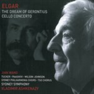 CD Dream of Gerontius; di Edward Elgar