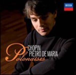 Foto Cover di Polacche, CD di Fryderyk Franciszek Chopin,Pietro De Maria, prodotto da Decca
