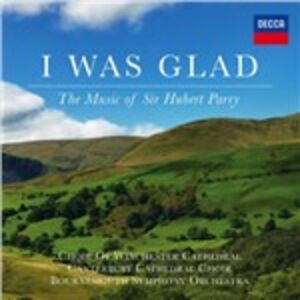 CD I Was Glad di Charles Hubert Parry