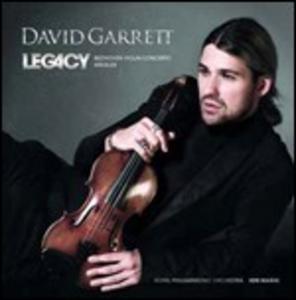 CD Legacy Ludwig van Beethoven , Fritz Kreisler