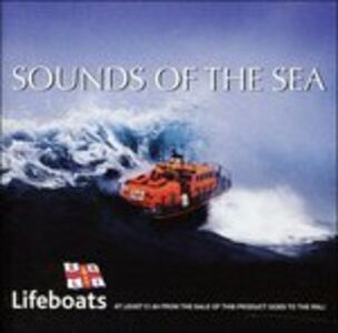 CD Sounds of the Sea