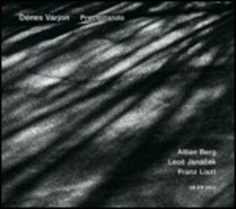 Foto Cover di Precipitando, CD di AA.VV prodotto da ECM Records