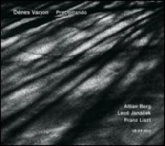 CD Precipitando Alban Berg , Franz Liszt , Leos Janacek