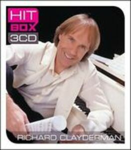 CD Hit Box di Richard Clayderman