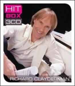 CD Hit Box di Richard Clayderman