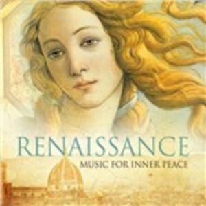 CD Renaissance. Music for Inner Peace