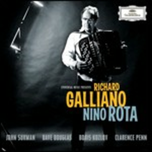 CD Nino Rota di Nino Rota