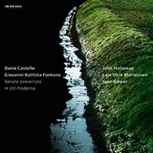 CD Sonate in stil moderno - Sonate per violino di Dario Castello