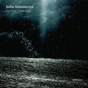 CD Canticle of the Sun di Sofia Gubaidulina