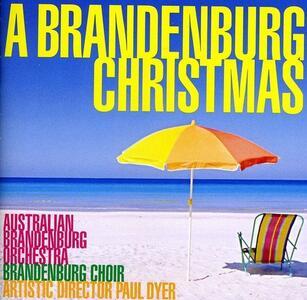 Brandenburg Christmas A - CD Audio di Australian Brandenburg Orchestra