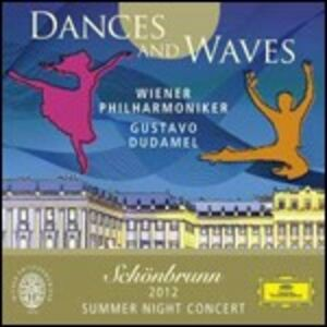 CD Dances and Waves. Schönbrunn 2012 Summer Night Concert