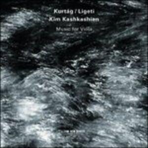 CD Opere per Viola. Signs, Games and Messages di Zoltan Kurtag