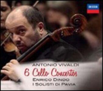CD 6 Concerti per violoncello di Antonio Vivaldi