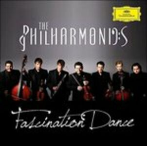 CD Fascination Dance di Philharmonics