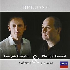 CD 2 Pianos & 4 Mains di Claude Debussy