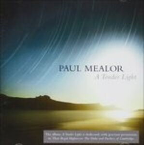 Foto Cover di A Tender Light, CD di Paul Mealor, prodotto da Decca